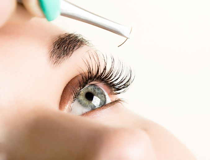 Eyelash Extensions By Beauty By Design